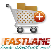 X-Cart Fastlane Checkout Steps