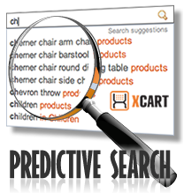 Predictive Search for x-cart