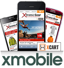 xMobile Smartphone x-cart template