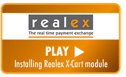 FREE Realex Payment Gateway for X-Cart