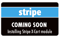 Stripe X-Cart Payment Gateway - PCI Compliant