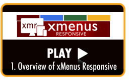 xMenus Responsive Menu Manager X-Cart