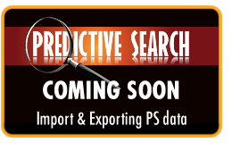 Importing and Exporting Data with Predictive Search