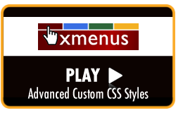 Play Video Tutorial - Advanced Custom CSS Styles