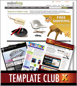 X-Cart Template Club coming soon